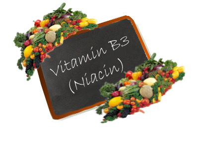 Health Benefits Of Vitamin B3 ( Niacin, Nicotinic acid )