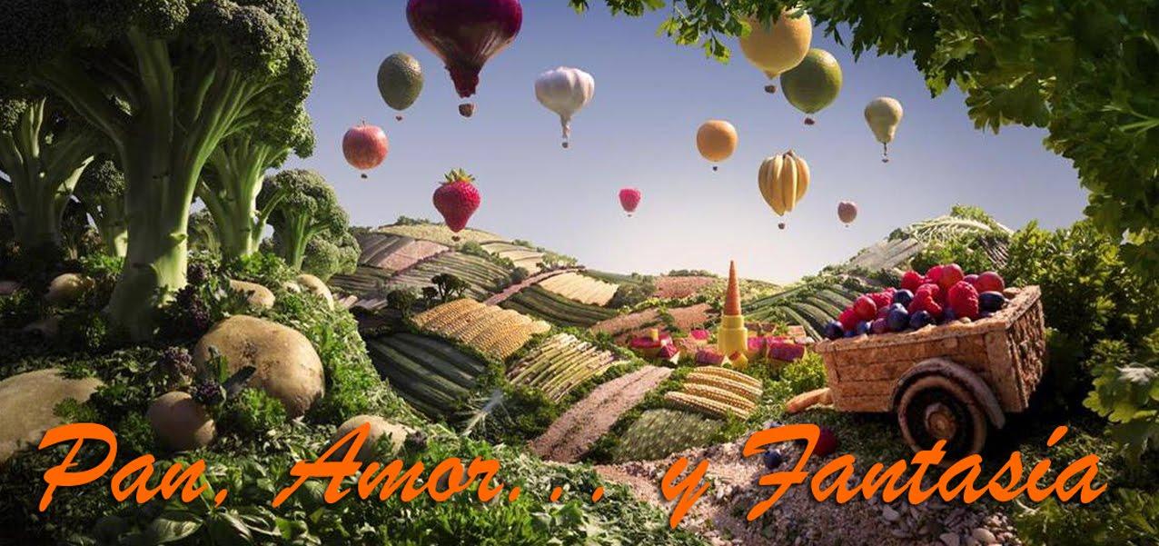 Pan, Amor... y Fantasía