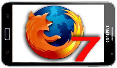 Firefox 7 For Android With Improved Features Copy and Paste