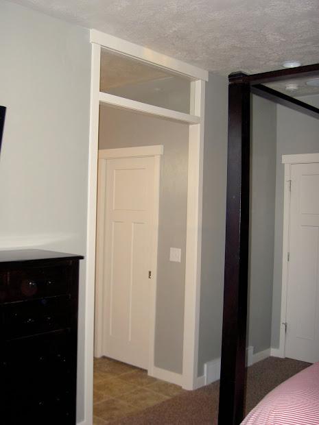 Interior Transom Windows Above Doors
