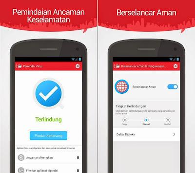 Download APlikasi Anti Virus Android terbaik terpercaya gratis terbaru