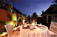 Ένα Ρομαντικό δείπνο για τους ερωτευμένους