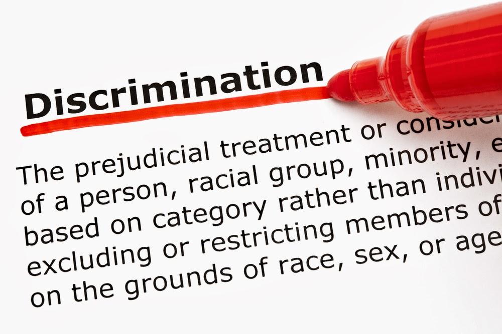 When did discrimination end??!?