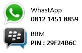 Call 09:00 - 21:00 WIB