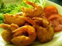Resep Praktis dan Mudah membuat udang goreng tepung crispy