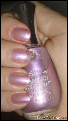 sally hansen lavender marquis swatches and review