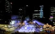 เล่นสเก็ตที่ Sangam MBC Ice Skating Rink