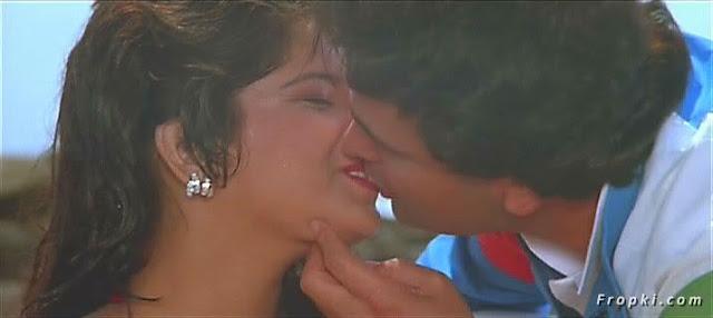 Sonam kissing
