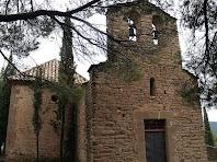 Façana de la capella de la Mare de Déu del Castell