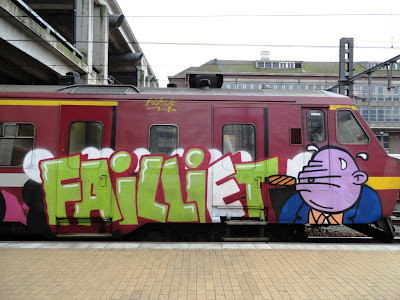 FAILLIET graffiti