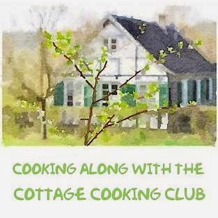 cooking along with cottage cooking club