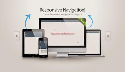 Responsive-Navigation