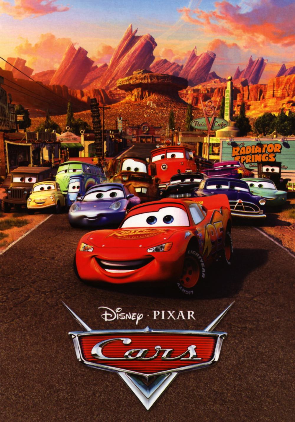 Título original cars