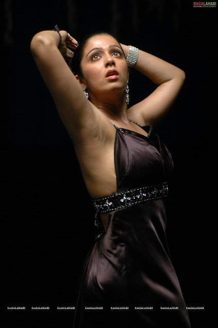 Actress Charmi armpit show photos