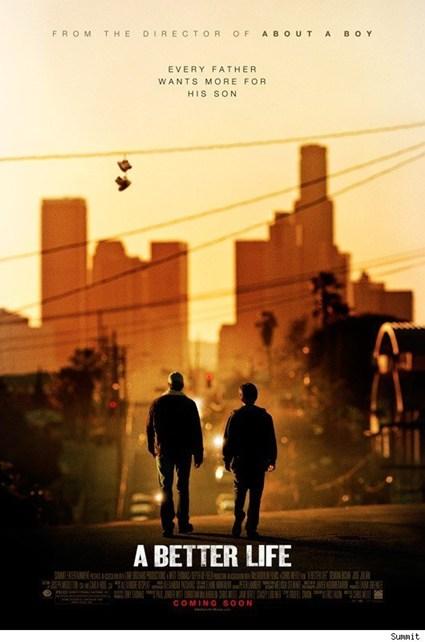 Una Vida Mejor [A Better Life] 2011 [DVDR Menu Full] Español Latino [ISO] NTSC Descargar