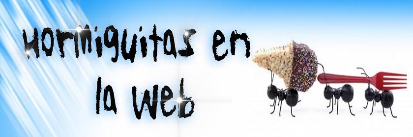 Hormiguitas en la Web