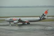 Airbus A330202, VHEBD, registered to Jetstar Airways (img )