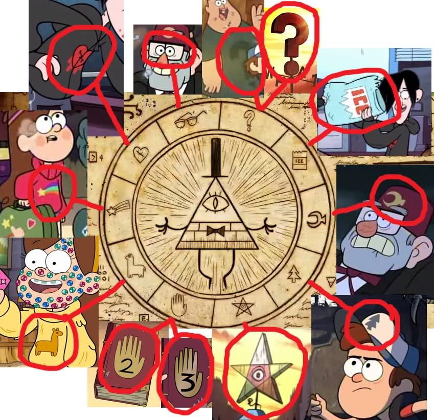 This is the secret of the creepy pyramid guy that you can find in the