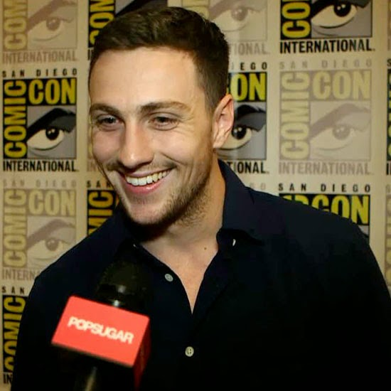 Hollywood Star Aaron Taylor-Johnson HD Wallpapers