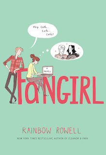Reseña: Fangirl - Rainbow Rowell