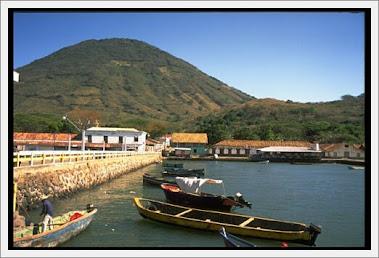 Puerto de Amapala