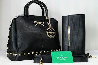 Tas KW Kate Spade Tessa 2in1 Semi Premium 300JY Jakarta