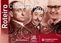 Roteiro cultural 2015