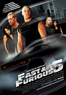 Cover Fast and Furious 6 ( Fast Six ) | Sinemaloverz