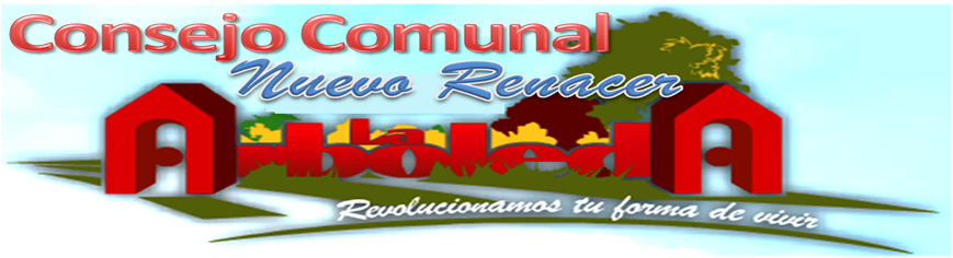 Consejo Comunal Nuevo Renacer La Arboleda
