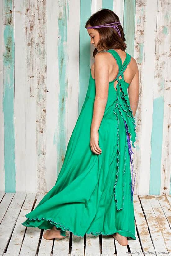 vestidos niñas verano 2014 anacleta