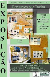 Exposição: Percursos por Tavira (TTUR e TEIF)