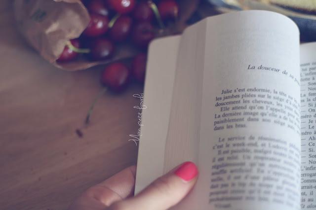 Photo livre Juste avant le bonheur - Agnès Ledig {avis livre}