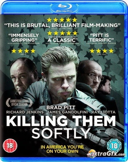 Killing Them Softly 2012 Dual Audio Hindi Eng BRRip 300mb