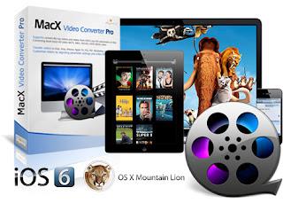 Free MacX Video Converter Pro