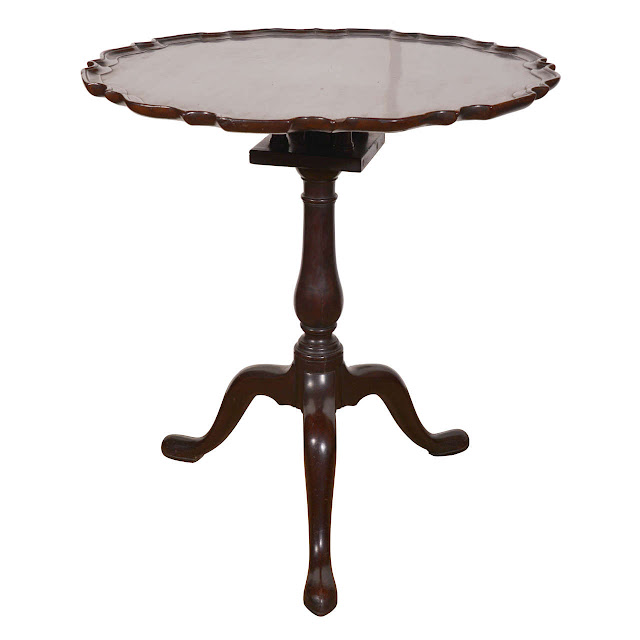 George II Tea Table