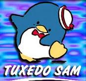 http://patronesamigurumis.blogspot.com.es/2014/08/tuxedo-sam.html