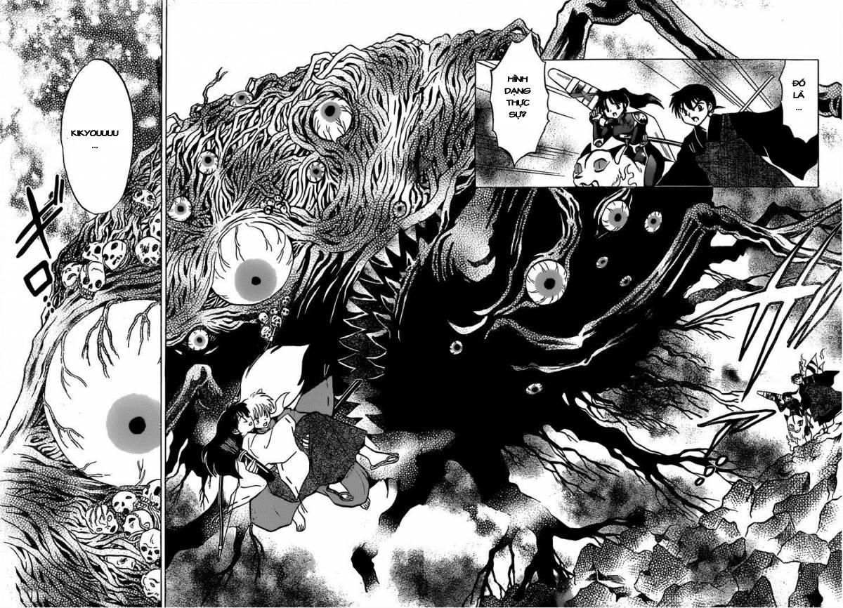 Inuyasha-Khuyển Dạ Xoa-Bản Đẹp chap 525 – extra Trang 26