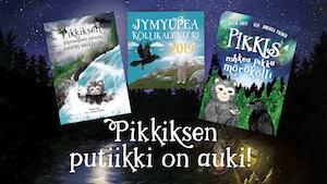 PIKKIKSEN JATKO-OSA ON TÄÄLLÄ!