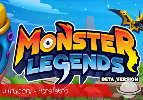 Monster Legends: Accoppiamenti (Raccolta completa)