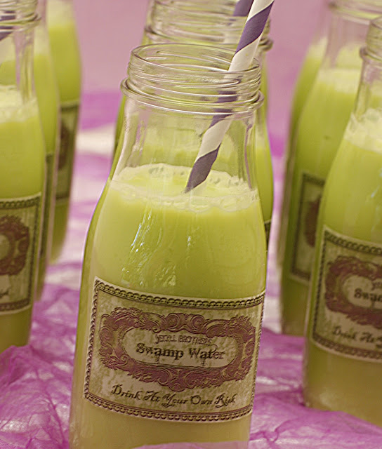 Swamp Water by Purple Chocolat Home