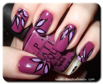 fun and easy nail art design