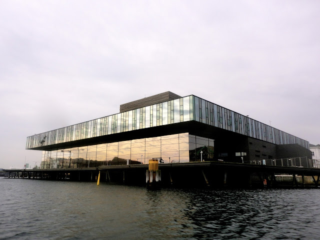 Royal Danish Playhouse theatre in Copenhagen, Denmark