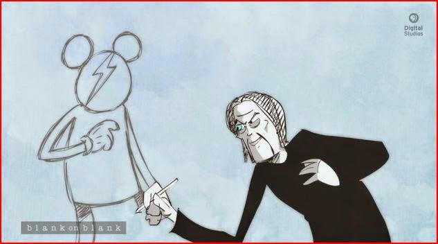 David Bowie animatedfilmreviews.filminspector.com
