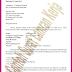 Surat Lamaran Kerja | Contoh Surat Lamaran Kerja Yang Baik