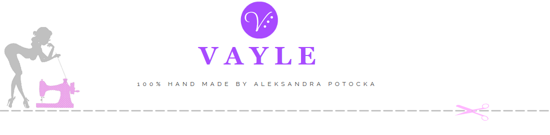 Vayle - szycie, diy, tutoriale