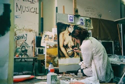 'Art is