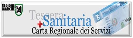 Regione marche tessera sanitaria carta regionale dei for Carta regionale dei servizi fvg
