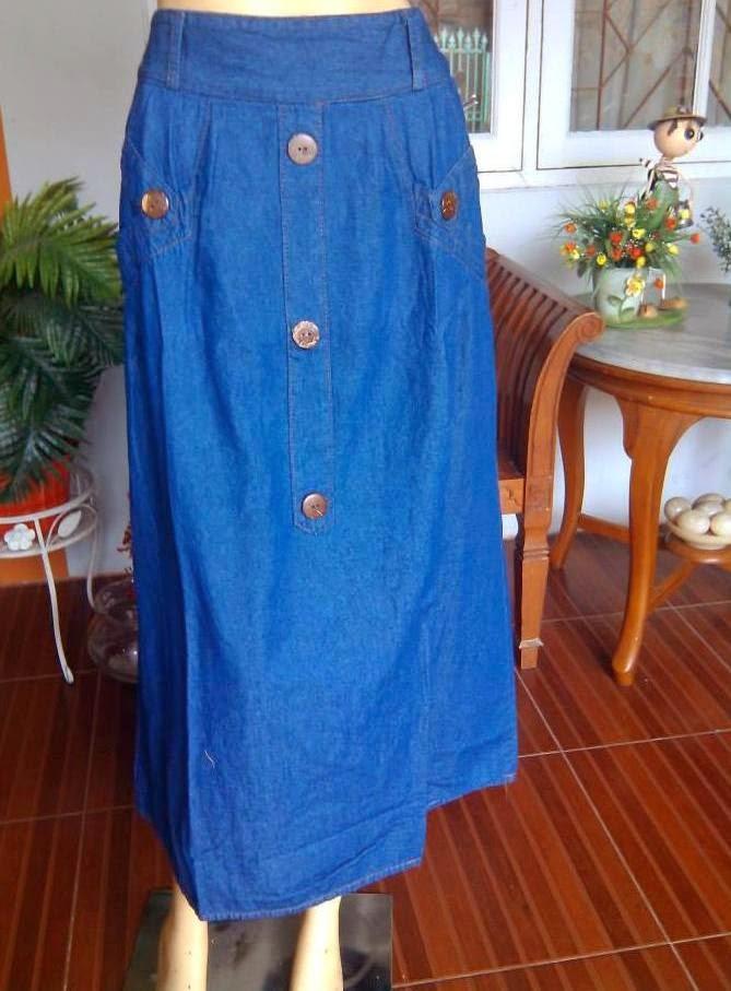 Skirt jeans muslimah RM300