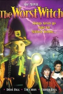 the worst witch this is a cute movie about a witches school and one witch who just cant seem to get anything right my boys like this movie a lot
