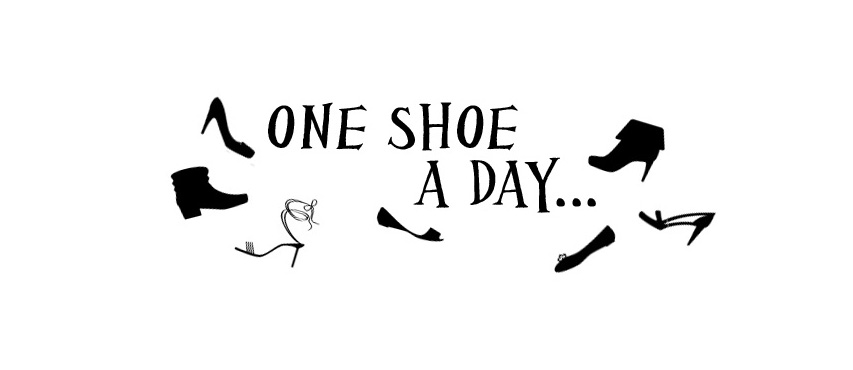 One Shoe a day